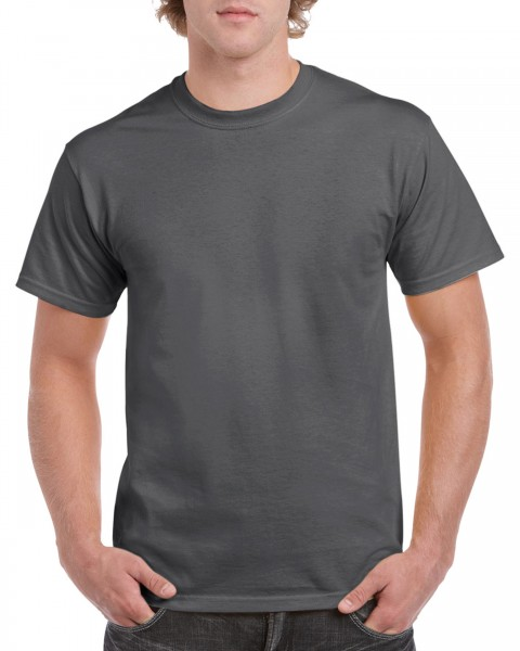 Heavy Cotton T-Shirt Grau